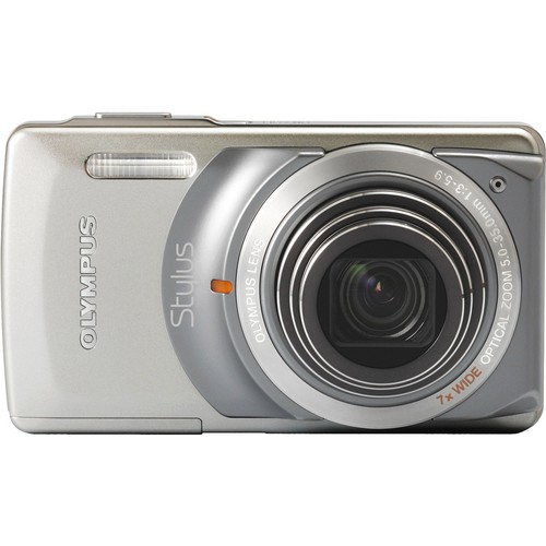 Olympus Stylus 7010 Digital Camera (Silver)