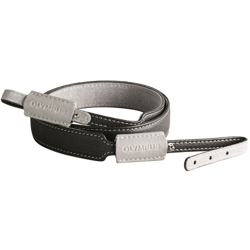 Olympus E-Z Adjustable Camera Neck Strap (Black)