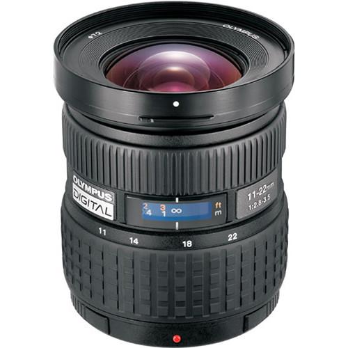 Olympus Zuiko Digital 11-22mm f/2.8-3.5 Lens