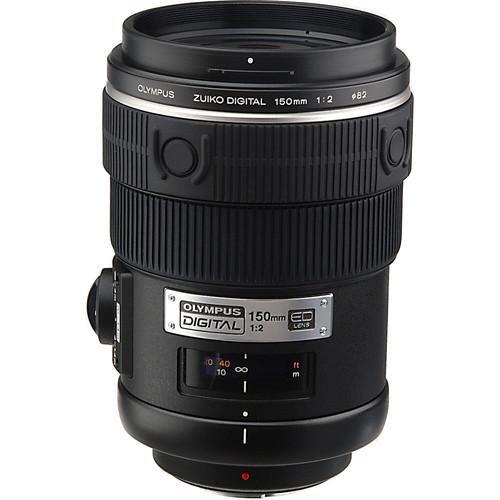 Olympus Zuiko Digital ED 150mm f/2 Lens