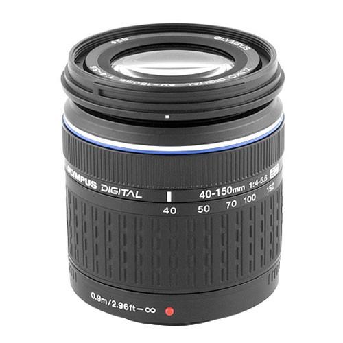 Olympus Zuiko Digital ED 40-150mm f/4-5.6 Lens