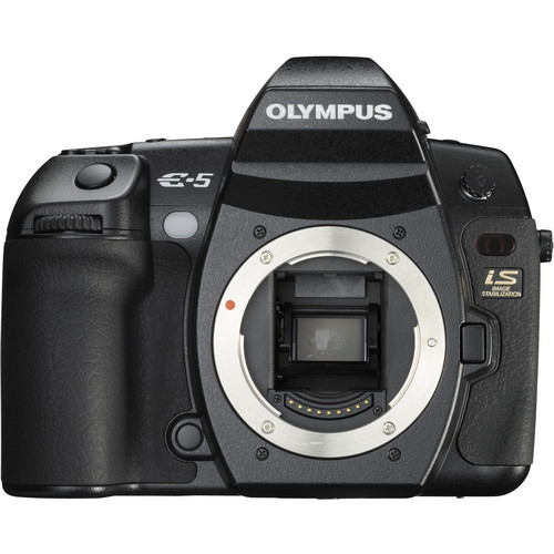 Olympus E-5 DSLR Camera (Body Only)