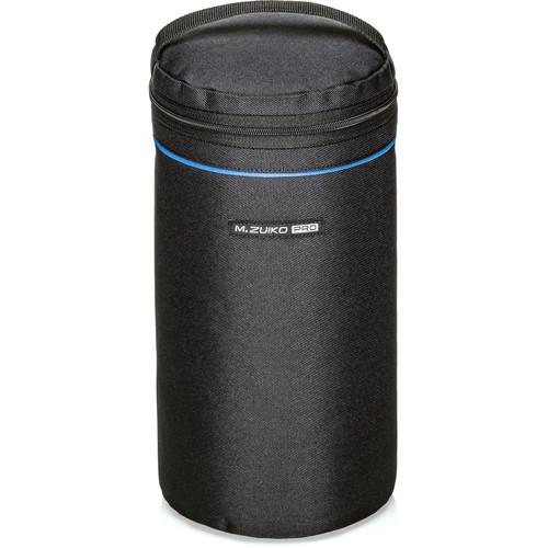 Olympus PROBarrel Style Lens Case for m.Zuiko Digital Lenses (Large, Black)