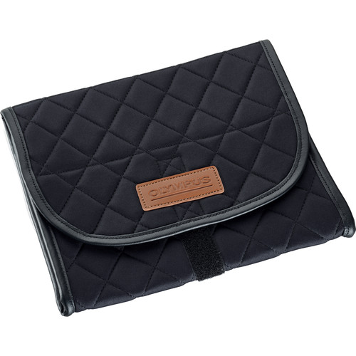 Olympus Slim Quilted Carrying Case (Black)