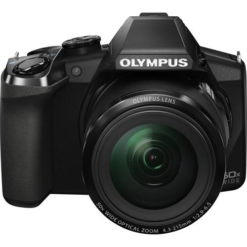Olympus Stylus SP-100 Digital Camera