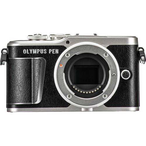 Olympus PEN E-PL9 Mirrorless Micro Four Thirds Digital Camera (Body Only, Black)