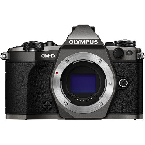 Olympus OM-D E-M5 Mark II Limited Edition (Titanium)