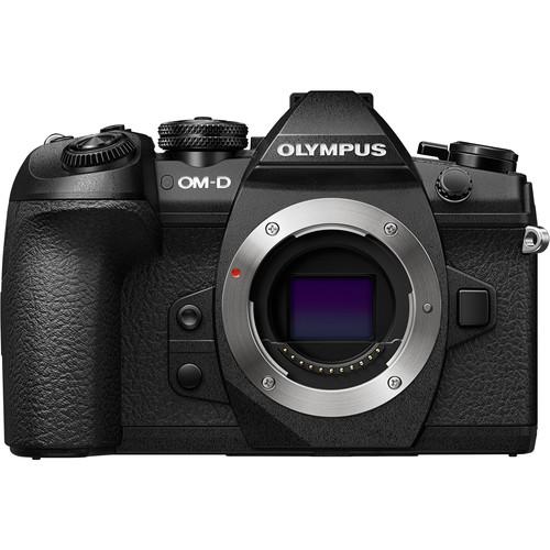 Olympus OM-D E-M1 Mark II Mirrorless Micro Four Thirds Digital Camera Body with 40-150mm Lens Kit