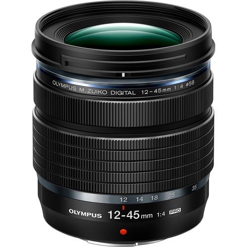 Olympus M.Zuiko Digital ED 12-45mm f/4 PRO Lens