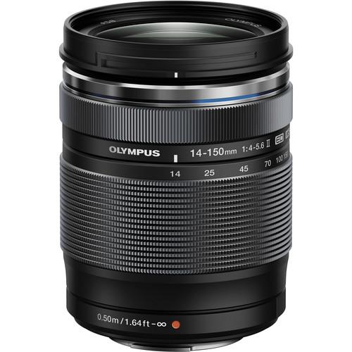 Olympus M.Zuiko Digital ED 14-150mm f/4-5.6 II Lens