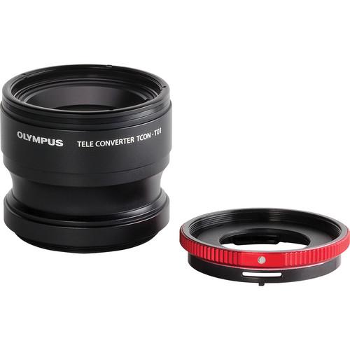 Olympus Telephoto Tough Lens Pack