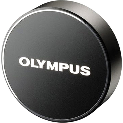 Olympus LC-61 Lens Cap for M.Zuiko Digital ED 75mm f/1.8 Lens (Black)