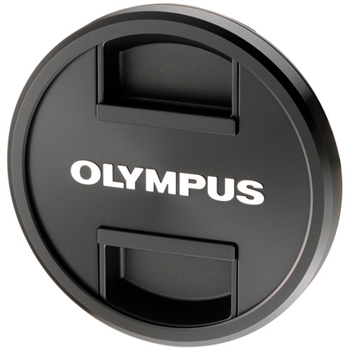 Olympus LC-62D Metal Front Lens Cap for M. Zuiko 12-40mm f/2.8 PRO Lens (Black)
