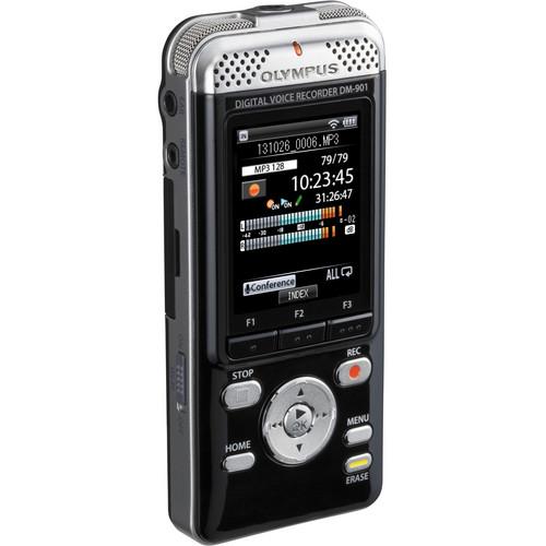 Olympus 4GB DM-901 Digital Voice Recorder