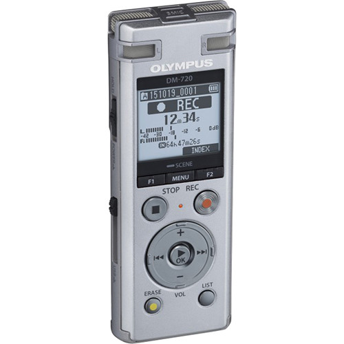 Olympus DM-720 Digital Recorder