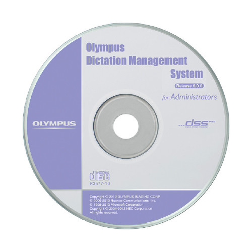 Olympus AS-56 ODMS Administration Tool