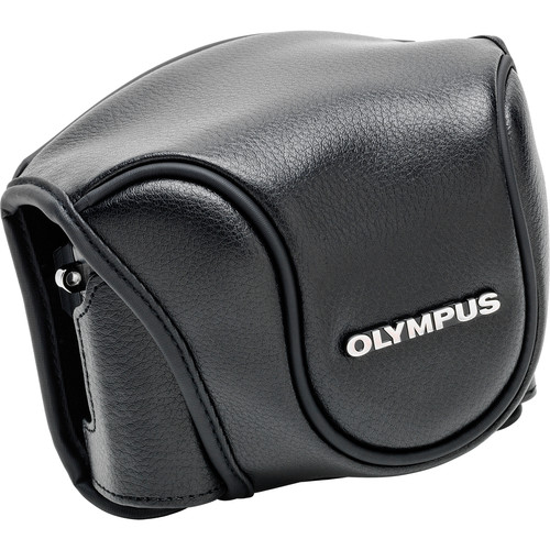 Olympus Leather Camera Case for Stylus 1 Camera