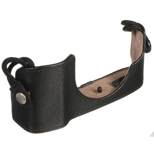 Olympus CS-45B Genuine Leather Body Jacket for E-PL7 Digital Camera (Black)