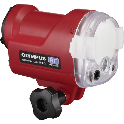 Olympus UFL-3 Underwater Strobe Flash
