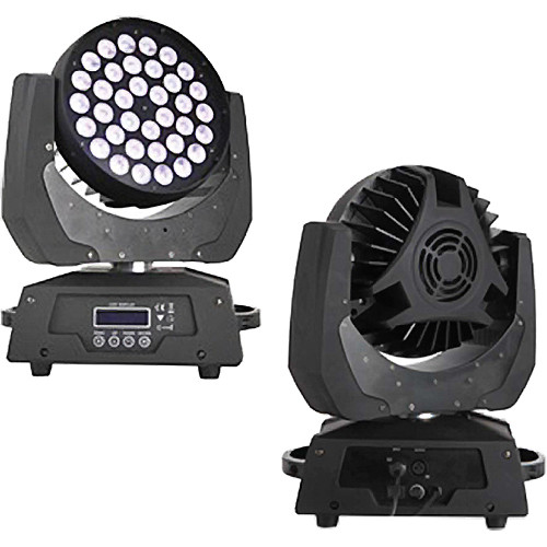 OMEZ TitanWash 4 in 1 Zoom with 36 LEDs
