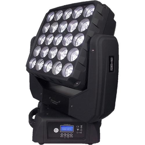 OMEZ TitanWash Matrix5 Moving Head LED Fixture