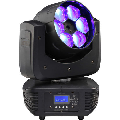 OMEZ TitanWash Matrix2 Intelligent Moving Head LED Wash Fixture