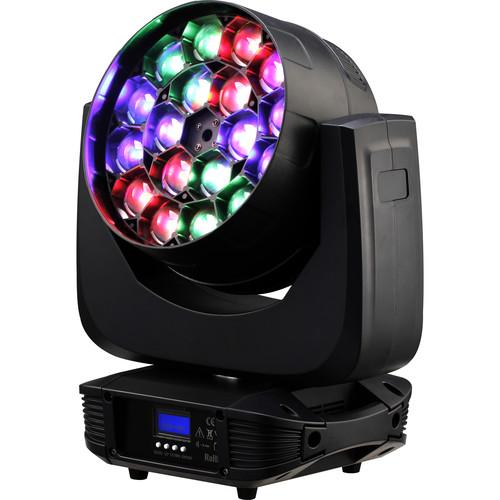 OMEZ TitanWash Matrix4 Intelligent Moving Head LED Wash Fixture