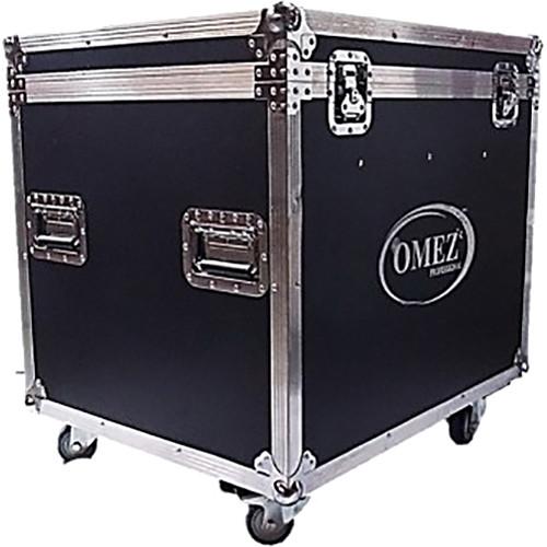OMEZ OM507 O-Matrix-5 Road Case (2-Unit)