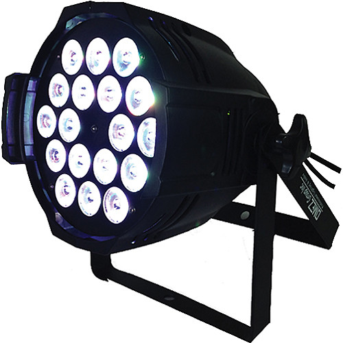 OMEZ TitanPar par64 4-in-1 High Power LED Light
