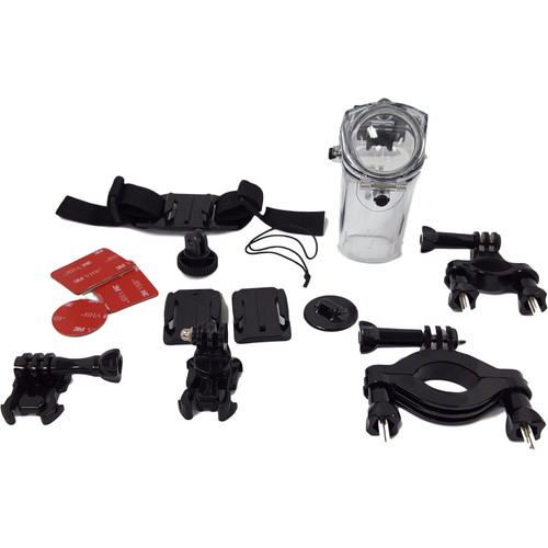 OMI Cam Underwater Housing+ Accessory Kit