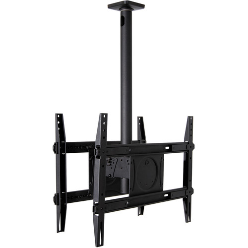 "OmniMount DCM250 Ceiling Mount for Dual Back-to-Back 32 to 65"" Flat-Panel Displays"