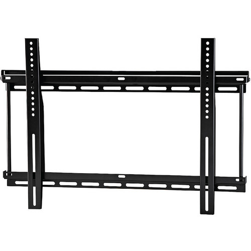 """OmniMount OC175F Flat Wall Mount for 37 to 90"""" Displays (Black)"""