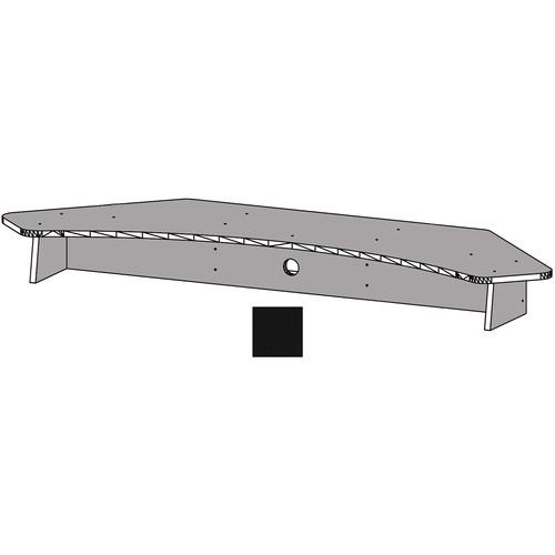 Omnirax Multiple Monitor Bridge / Riser For Producer 80 (Black)