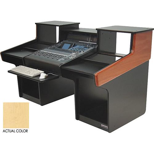 Omnirax MixStation Workstation for Yamaha O2R96 (Maple)