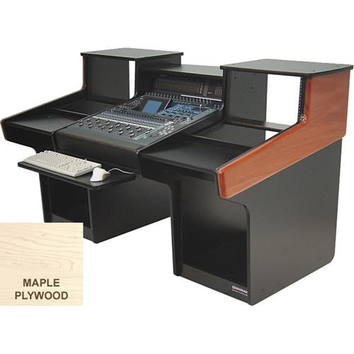 Omnirax MixStation for Yamaha O2R96 Digital Mixer (Maple Plywood)