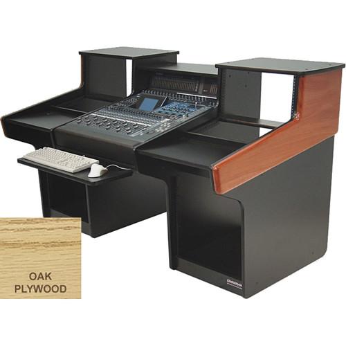 Omnirax MixStation for Yamaha O2R96 Digital Mixer (Oak Plywood)