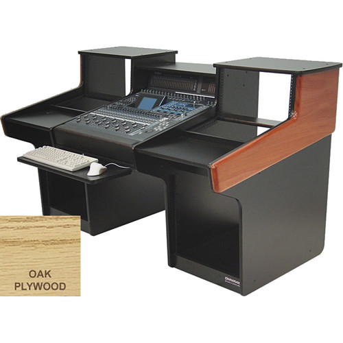 Omnirax MixStation for Yamaha O2R96 Digital Mixer (Oak Plywood)
