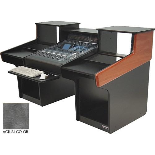 Omnirax MixStation Workstation for Yamaha O2R96 (Pewter Brush)