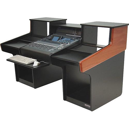 Omnirax Mixstation for Yamaha O2R96 (Black)