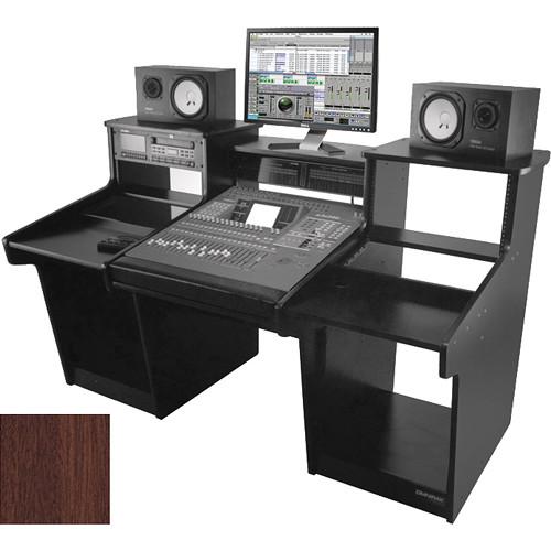 Omnirax Mixstation for Yamaha O2R(Mahogany)
