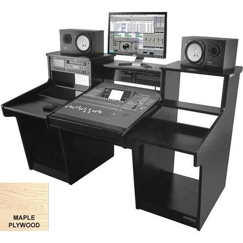 Omnirax Mixstation for Yamaha O2R (Maple Plywood)