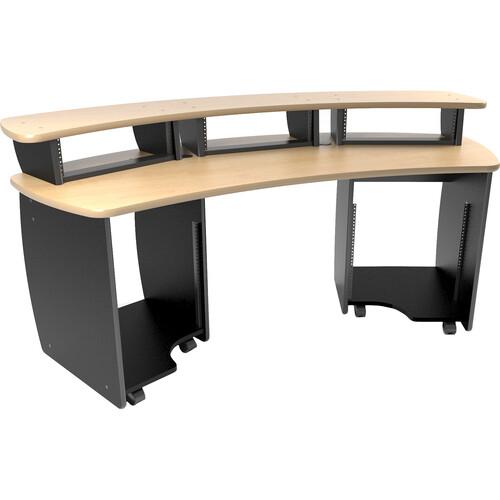 Omnirax OmniDesk Audio / Video Workstation (Maple)