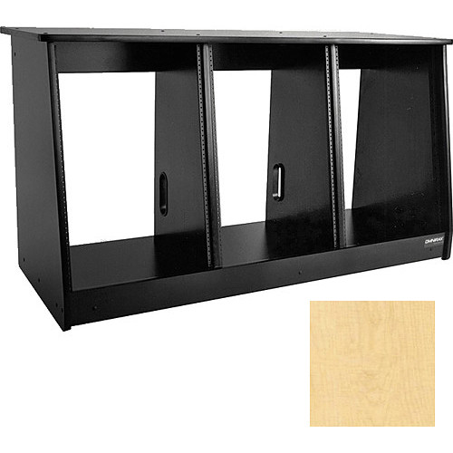 Omnirax 48 Space (3 X 16) Producer's Cabinet (Maple)