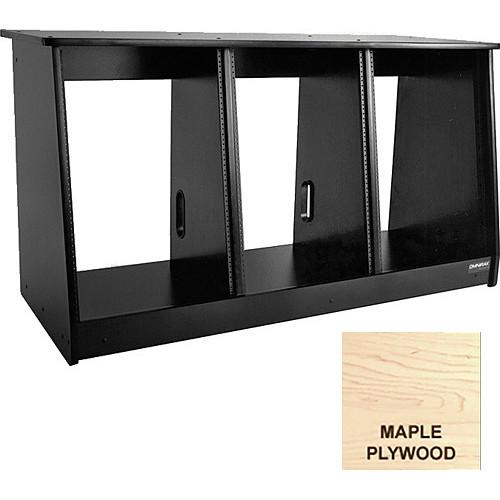 Omnirax 48 Space (3 X 16) Producer's Cabinet (Maple Plywood)