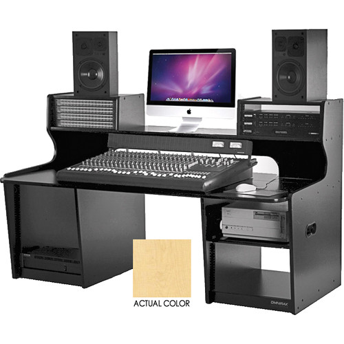 Omnirax ProStation M/C Workstation (Maple HPL)