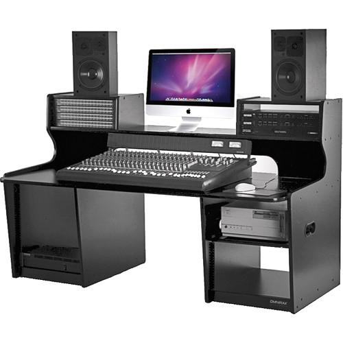 Omnirax ProStation M/C Workstation (Storm Cirus HPL)
