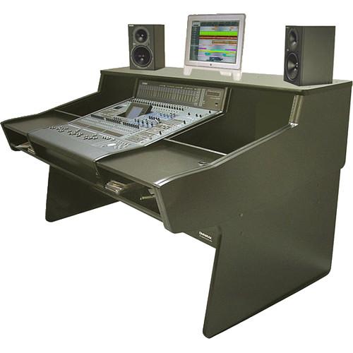 Omnirax Synergy 600 for Yamaha DM2000 Kit with 24 Rack Spaces