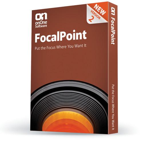 onOne Software FocalPoint 2 Premium Edition Software (CD/DVD-ROM)