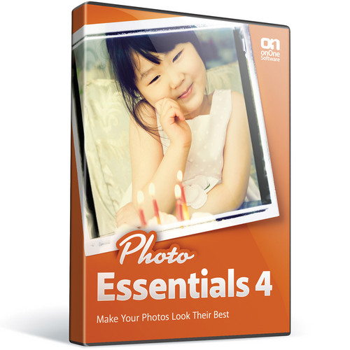 onOne Software Photo Essentials 4