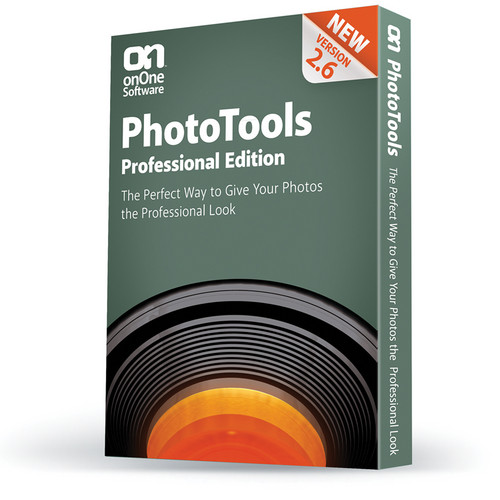 onOne Software PhotoTools 2.6 Professional Edition  (Single User License)